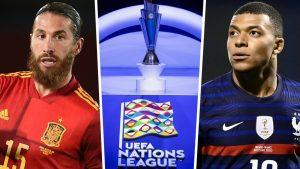 Final UEFA Nations League 2021 (gambar: goal.com)